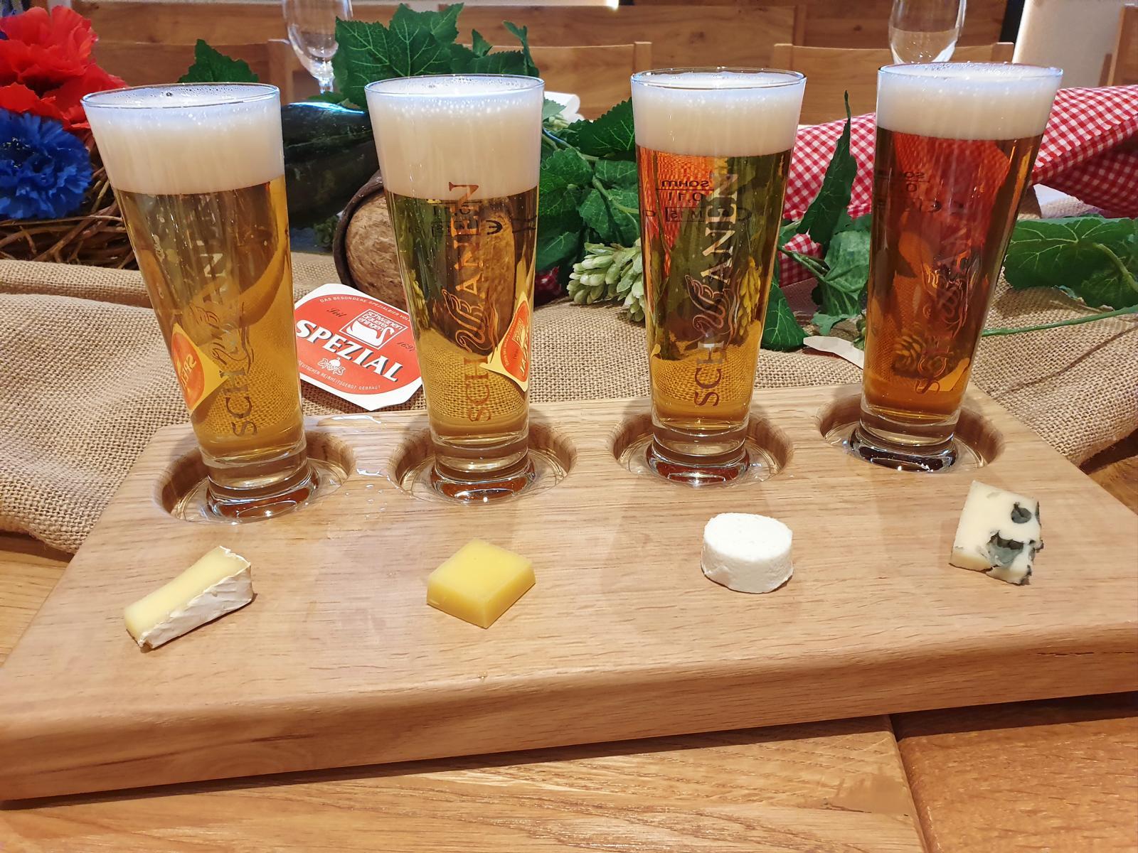 Bier+Käse