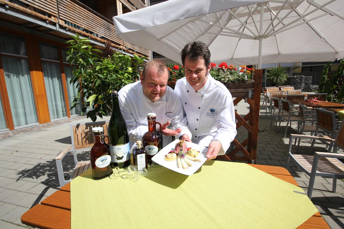 Schwanen-Ehingen-Gasthof-Brauerei-Kulinarik-das-Konzept-Team